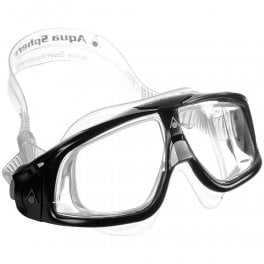 Swim mask seal 2.0 black