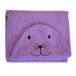 babycape seal towel