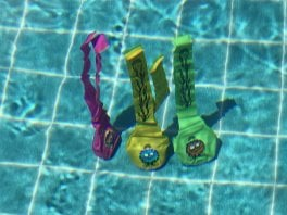 Sea weed 6 pack divetoy