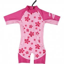 sunprotection set hawaii pink