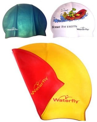 swim cap mix